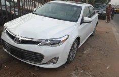 Toyota Avalon 2014 White for sale