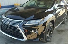 Lexus RX 350 AWD 2016 Black for sale