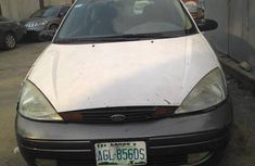Selling 2002 Ford Focus automatic at mileage 50,000