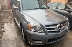 Mercedes-Benz GLK-Class 2011 Gray color for sale