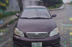 Toyota Corolla 2006 1.6 VVT-i Sol Purple for sale