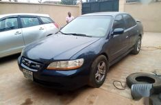 Selling 2001 Honda Accord at mileage 100,000 in good condition in Lagos