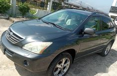 Selling 2005 Lexus RX in good condition in Warri