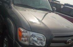 Toyota Tundra 2006 Regular Cab Gray for sale