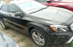 Sell black 2017 Mercedes-Benz GLA automatic at mileage 19,955
