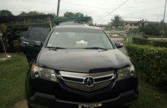 Acura MDX 2007 Black for sale