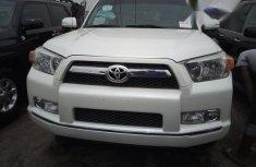 Toyota 4-Runner 2014 White for sale