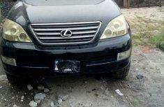 Selling 2003 Lexus GX suv automatic in Lagos