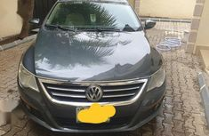Sell used grey/silver 2011 Volkswagen CC sedan automatic in Abuja