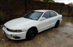 Mitsubishi Galant 2002 2.4 White for sale