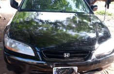 Used 2001 Honda Accord automatic at mileage 204,719 for sale