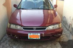 Sell used 1996 Honda Accord sedan automatic at price ₦450,000