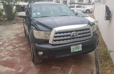 Toyota Sequoia 2009 Black for sale