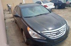 Hyundai Sonata 2011 Black for sale