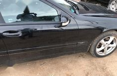 Sell black 2003 Mercedes-Benz C180 sedan automatic in Lagos