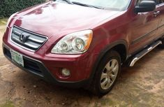 Honda CR-V 2005 Automatic Red for sale