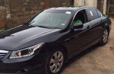 Honda Accord 2011 Sedan EX-L Black for sale