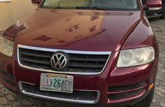 Clean and neat 2005 Volkswagen Touareg at mileage 25,408 for sale