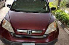Honda CR-V 2008 Red for sale