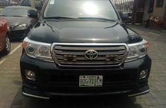 Sell well kept 2012 Toyota Land Cruiser automatic at price ₦13,300,000