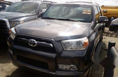 Sell used 2012 Toyota 4-Runner automatic in Lagos