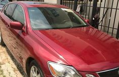 Lexus GS 300 Automatic 2006 Red for sale