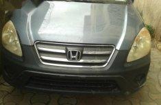 Honda CR-V 2.2i CTDi LS 2006 Blue for sale