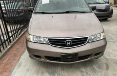 Honda Odyssey 2004 LX Automatic Brown for sale