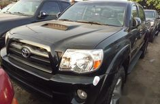 Toyota Tacoma 2007 Black for sale