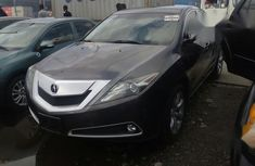 Acura ZDX 2011 Beige for sale