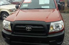 Sell 2007 Toyota Tacoma pickup automatic at mileage 24,375