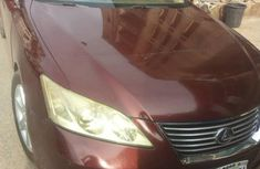 Lexus ES 2007 Red for sale