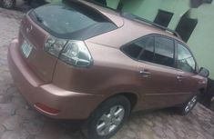 Sell cheap brown 2008 Lexus RX suv automatic in Port Harcourt