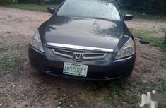 Well maintained 2003 Honda Accord sedan for sale at price ₦800,000