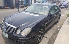 Best priced black 2005 Mercedes-Benz E320 at mileage 182,876