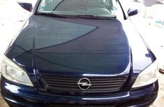 Sell very cheap clean blue 1999 Opel Astra in Port Harcourt
