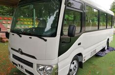New Toyota Coaster 2019 White for sale