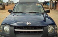 Nissan Xterra 2003 Automatic Blue for sale