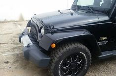 Jeep Wrangler 2010 Sahara Black for sale