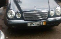 Mercedes-Benz E280 1998 Black for sale