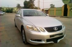 Sell used 2007 Lexus GS automatic at mileage 1 in Lagos