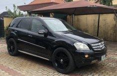 Used 2008 Mercedes-Benz ML350 car at attractive price in Amuwo-Odofin