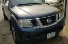 Nissan Pathfinder 2008 LE Blue for sale