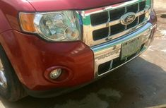 Ford Escape 2008 Red for sale