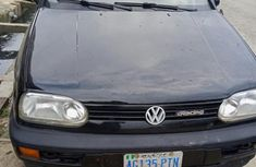 Volkswagen Golf 2000 1.9 TDi Black for sale