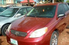 Sell used 2002 Toyota Matrix automatic in Ikorodu