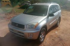 Toyota RAV4 2003 Automatic Silver for sale