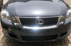 Sell black 2008 Lexus GS automatic at price ₦3,400,000 in Lagos