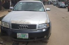 Grey 2004 Audi A4 automatic at mileage 1 for sale