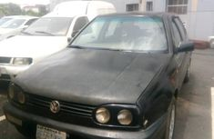 Used 2001 Volkswagen Golf at mileage 21,000 for sale in Abuja